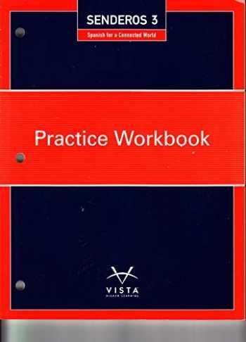9781680053081-1680053086-Senderos 3 Practice Workbook