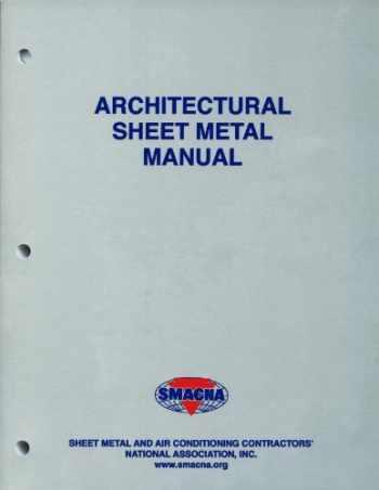 9781617210006-1617210005-Architectural Sheet Metal Manual