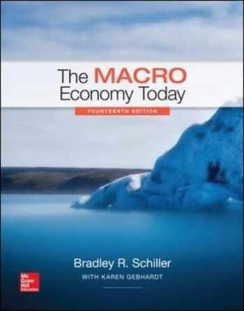 9781259291821-1259291820-The Macro Economy Today, 14 Edition (The Mcgraw-hill Series in Economics)