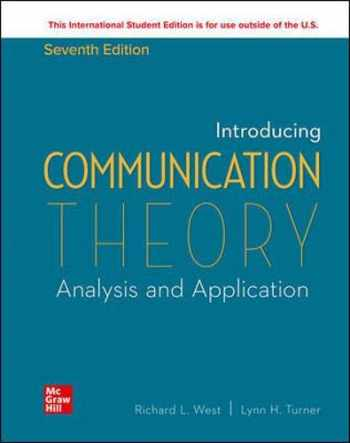 9781260575538-1260575535-Introducing Communication Theory: Analysis and Application