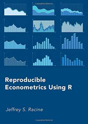 9780190900663-0190900660-Reproducible Econometrics Using R