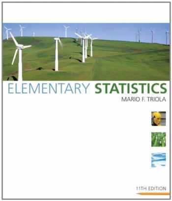 9780321500243-0321500245-Elementary Statistics (11th Edition)