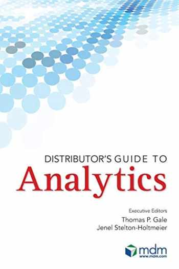 9780990673811-0990673812-Distributor's Guide to Analytics