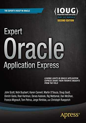 9781484204856-1484204859-Expert Oracle Application Express