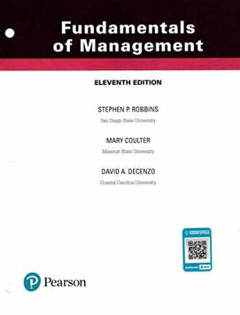 9780134899213-0134899210-Fundamentals of Management (11th Edition), Standalone Looseleaf Version