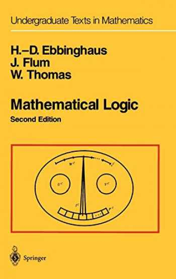 9780387942582-0387942580-Mathematical Logic, 2nd Edition (Undergraduate Texts in Mathematics)