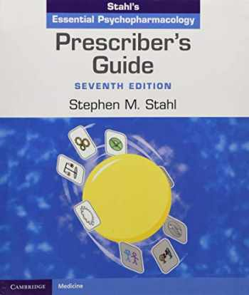 9781108926027-1108926029-Prescriber's Guide (Stahl's Essential Psychopharmacology)