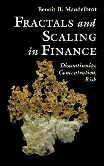 9780387983639-0387983635-Fractals and Scaling in Finance: Discontinuity, Concentration, Risk. Selecta Volume E
