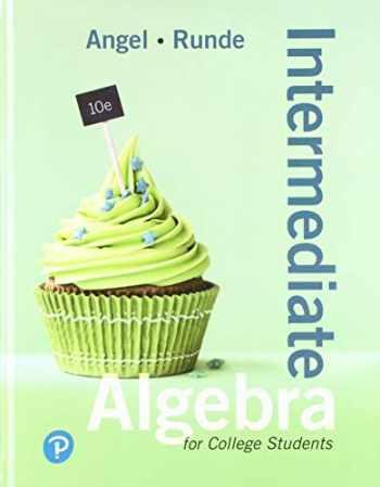 9780134758992-0134758994-Intermediate Algebra For College Students (10th Edition)