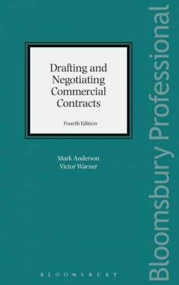 9781784512668-1784512664-Drafting and Negotiating Commercial Contracts