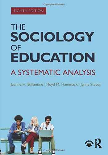 9781138237360-1138237361-The Sociology of Education