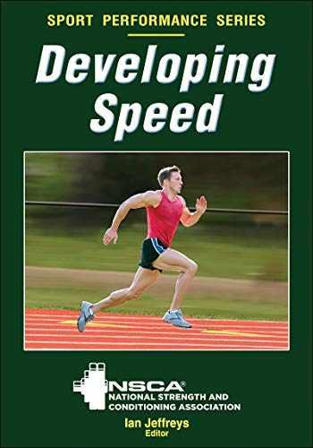 9780736083287-0736083286-Developing Speed (NSCA Sport Performance)