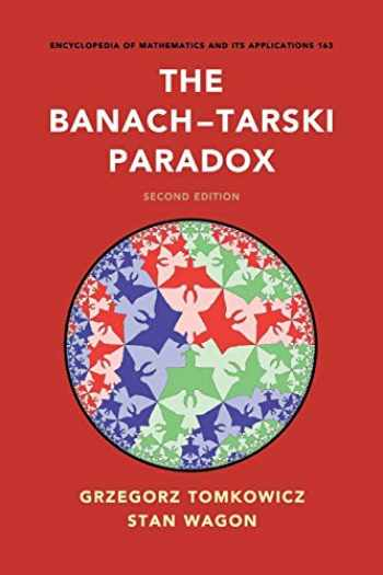 9781107617315-1107617316-The Banach-Tarski Paradox (Encyclopedia of Mathematics and its Applications)