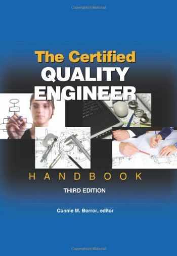 9780873897457-0873897455-The Certified Quality Engineer Handbook, Third Edition