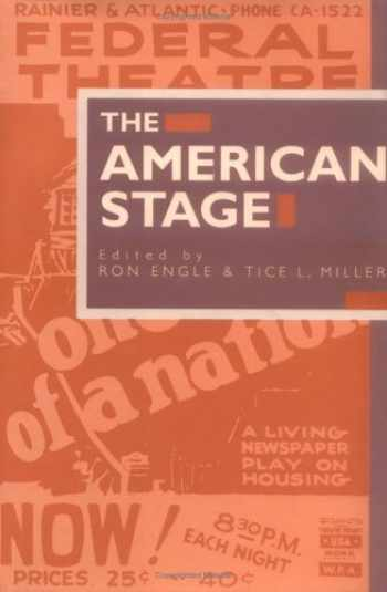 9780521412384-0521412382-The American Stage