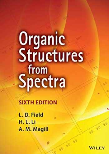 9781119524809-1119524806-Organic Structures from Spectra