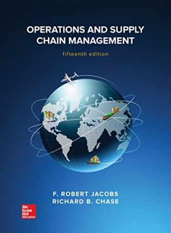 9781260152562-1260152561-Loose Leaf for Operations and Supply Chain Management