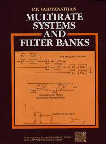 9780136057185-0136057187-Multirate Systems and Filter Banks