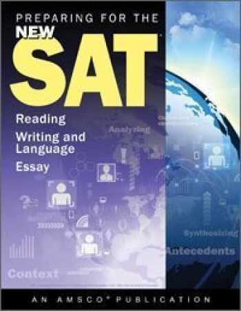 9781634198134-1634198131-Preparing for the New SAT: Evidence-Based Reading and Writing