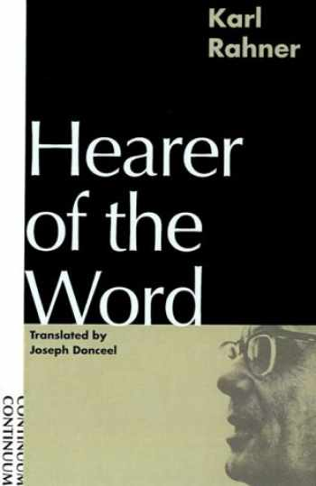 9780826406484-0826406483-Hearer of the Word : Laying the Foundation for a Philosophy of Religion