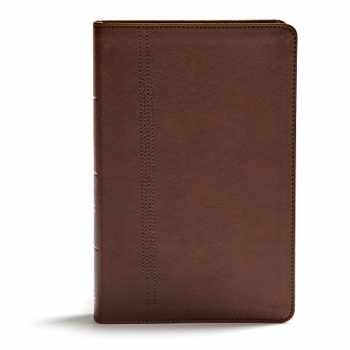 9781462796922-1462796923-CSB Restoration Bible, Brown LeatherTouch, Indexed: Embracing God's Word in Difficult Seasons