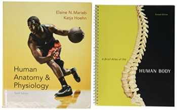 9780134225074-0134225074-A Human Anatomy & Physiology; Modified Mastering A&P with Pearson eText -- ValuePack Access Card -- for Human Anatomy & Physiology; Brief Atlas of the Human Body (10th Edition)