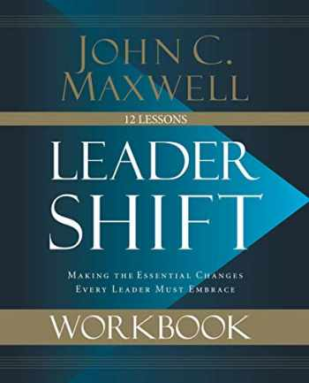 9780310109884-0310109884-Leadershift Workbook: Making the Essential Changes Every Leader Must Embrace