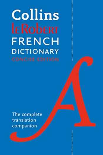 9780008320065-0008320063-Collins Robert French Dictionary: Concise Edition
