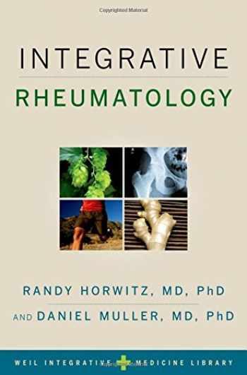 9780195311211-0195311213-Integrative Rheumatology (Weil Integrative Medicine Library)