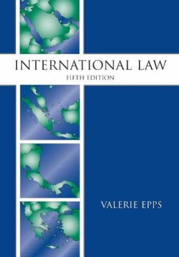 9781611632286-1611632285-International Law, Fifth Edition