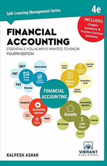 9781949395327-1949395324-Financial Accounting Essentials You Always Wanted To Know: 4th Edition (Self Learning Management Series)