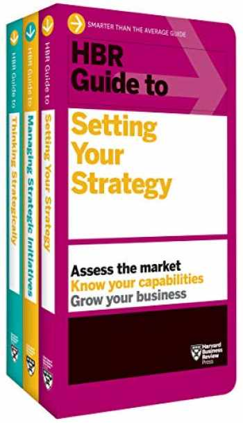 9781633699298-1633699293-HBR Guides to Building Your Strategic Skills Collection (3 Books)