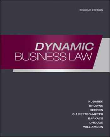 9780073377674-0073377678-Dynamic Business Law