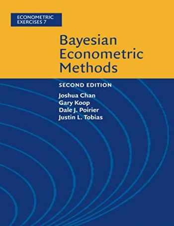 9781108437493-1108437494-Bayesian Econometric Methods (Econometric Exercises)