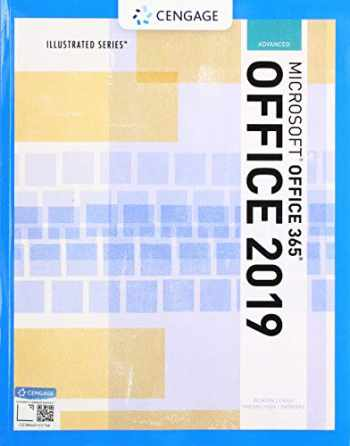 9780357360132-0357360133-Illustrated Microsoft Office 365 & Office 2019 Advanced (MindTap Course List)