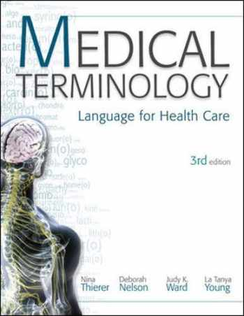 9780077302344-0077302346-MP Medical Terminology: Language for Health Care w/Student CD-ROMs and Audio CDs
