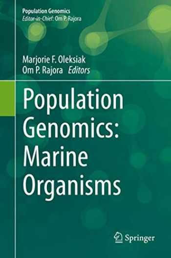 9783030379353-3030379353-Population Genomics: Marine Organisms