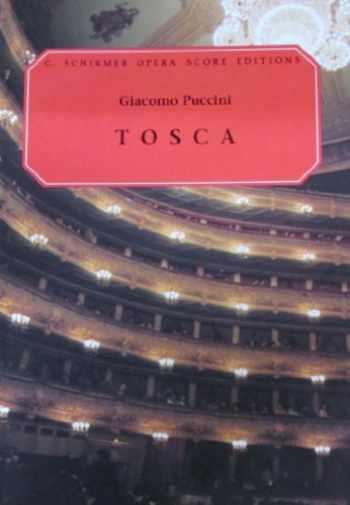 9780793547081-0793547083-Tosca: Vocal Score