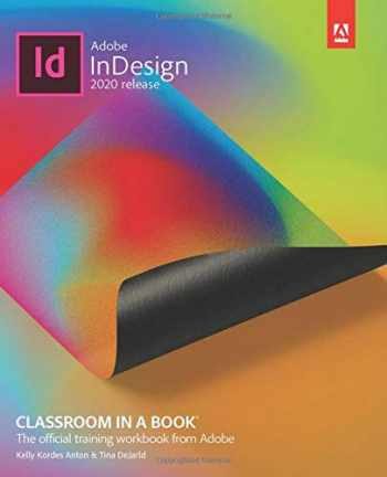 9780136502678-0136502679-Adobe InDesign Classroom in a Book (2020 release)