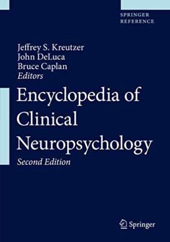 9783319571102-3319571109-Encyclopedia of Clinical Neuropsychology