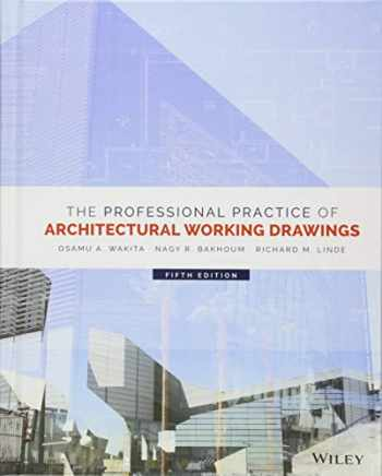 9781118880524-1118880528-The Professional Practice of Architectural Working Drawings