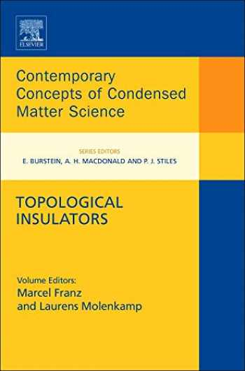 9780444633149-0444633146-Topological Insulators (Volume 6) (Contemporary Concepts of Condensed Matter Science, Volume 6)