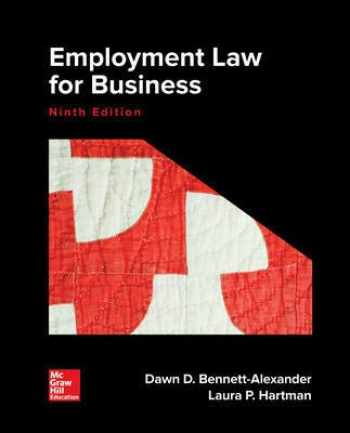 9781260259766-1260259765-GEN COMBO LOOSELEAF EMPLOYMENT LAW FOR BUSINESS; CONNECT ACCESS CARD