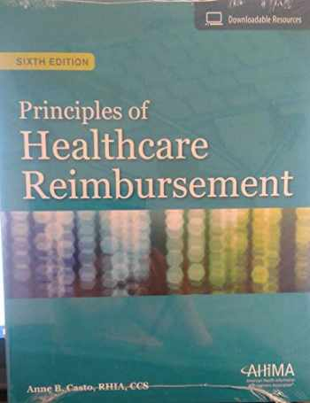 9781584266464-1584266465-Principles of Healthcare Reimbursement
