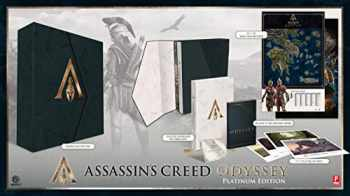 9780744018943-0744018943-Assassin's Creed Odyssey: Official Platinum Edition Guide