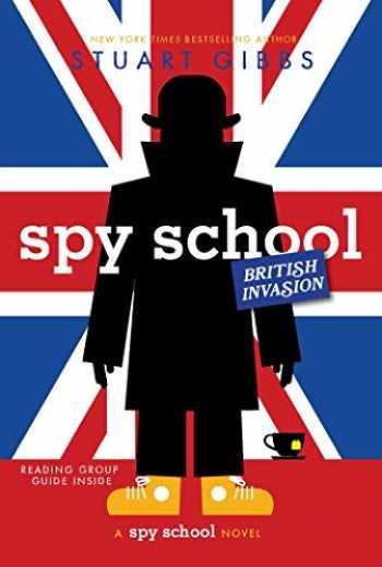 9781534424715-1534424717-Spy School British Invasion