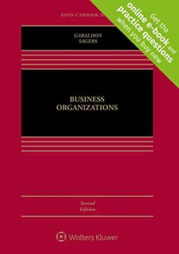 9781543807844-1543807844-Business Organizations (Looseleaf) (Aspen Casebook)