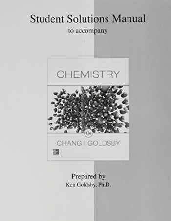9781259286223-1259286223-Student Solutions Manual for Chemistry