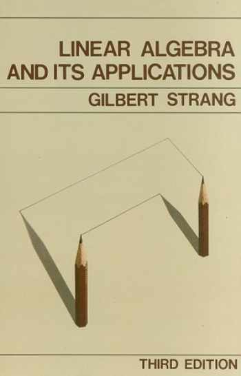 9780155510050-0155510053-Linear Algebra and Its Applications, 3rd Edition