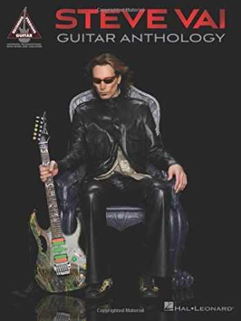 9781495057670-1495057674-Steve Vai - Guitar Anthology
